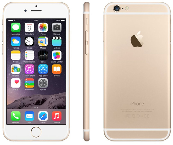 Apple iPhone 6s Plus - 16GB Gold, Sliver, Grey